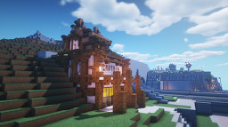 captain's Restaurant Minecraft Map & Project