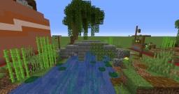 5 Bridge Designs + Tutorial Minecraft Map & Project