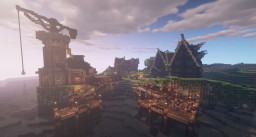 ZealCraft Minecraft Map & Project