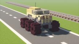 Monstertruck  Mercedez 6x6