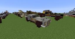 Caterham Autobot Jazz (Transformers) Minecraft Map & Project