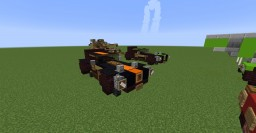 Caterham Autobots Mudflap + Skids (Dark of the Moon) Minecraft Map & Project