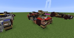 Caterham Autobot Wrecker Leadfoot (Dark of the Moon) Minecraft Map & Project
