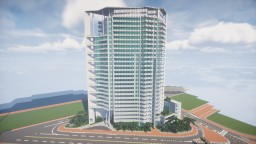 Horizzon Condominiums | Crystal City | ABC Minecraft Map & Project