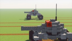 STAR WARS DSSD1 Dwarf Speed Spider Droid Minecraft Map & Project