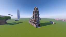 Village - Chapel Of Black Bell Minecraft Map & Project