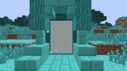Ice Dimension Mod Minecraft Mod