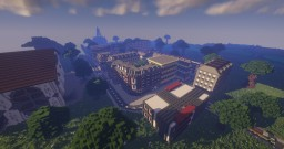 Firmia - Downtown area and Agricultural Fields DOWNLOAD NOW ! Minecraft Map & Project