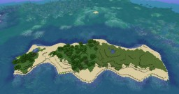 Seed: perfect Survival Island Minecraft Map & Project