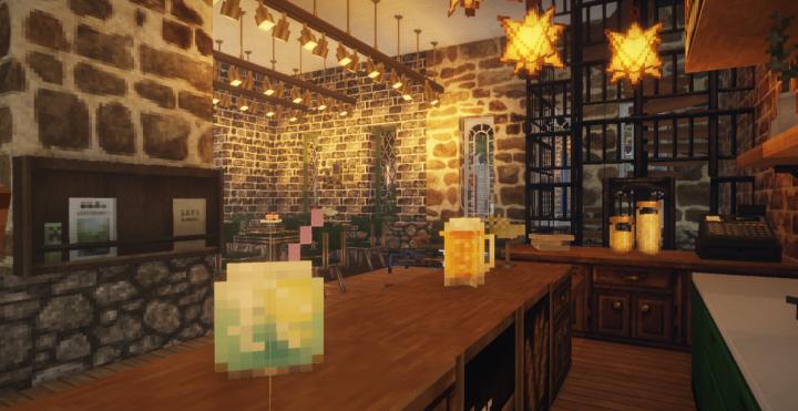 interior - bar