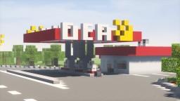 DEA Gas Station