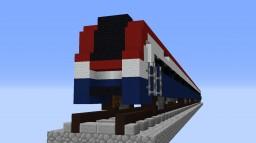 1.5:1 BTS EMU-A2/EMU-B3 Electric Multiple Unit // รถไฟฟ้า BTS รุ่น A2/รุ่น B3 ขนาด 1.5:1 Minecraft Map & Project