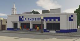 La Anónima: Argentine supermarket Minecraft Map & Project
