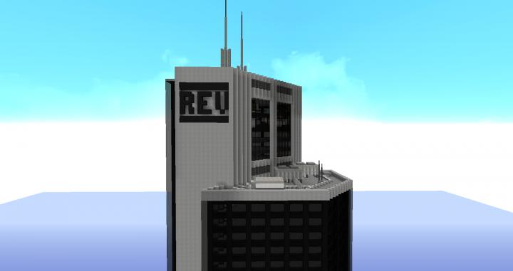 The REV logo for Reven International