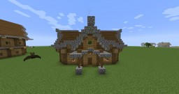 Little home Minecraft Map & Project