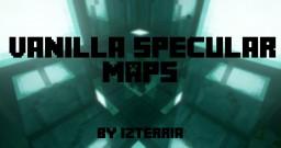 Vanilla Specular Maps 1.14.4 Minecraft Texture Pack