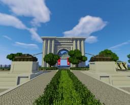 New Germany - Neues Deutschland Minecraft Map & Project