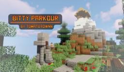 [PARKOUR/ADV] - Bitty Parkour Minecraft Map & Project