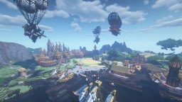 ATHARIA (Medieval World Project)1.14.4 Minecraft Map & Project