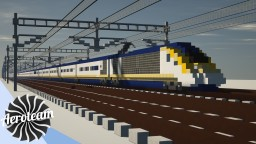 Eurostar British Rail Class 373 Minecraft Map & Project
