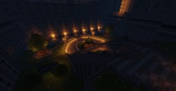 [Hub] Old Azzamo Network server Hub Minecraft Map & Project