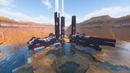 Alien Orbital Tank Minecraft Map & Project