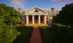 Monticello Minecraft Map & Project