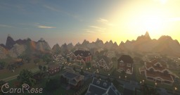 The Valley of Talented | Town Download | Minecraft Timelapse Minecraft Map & Project