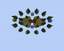 SkyWars Map - Forest Minecraft Map & Project