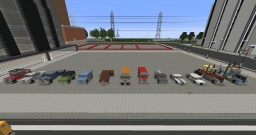 American Vehicle Pack (world download) Minecraft Map & Project