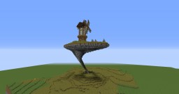 [Sword Art Online] Rockstructure Minecraft Map & Project