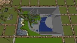 `mediaval landscape Minecraft Map & Project
