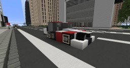 Toyota Sports 800 Minecraft Map & Project
