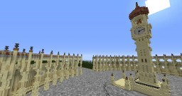 [Sword Art Online] Teleport Plaza Minecraft Map & Project