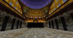 [Sword Art Online] Black iron Palace Minecraft Map & Project