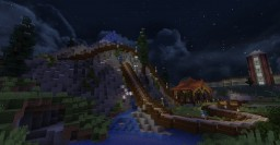 Peak Performer coaster [small server build] Minecraft Map & Project