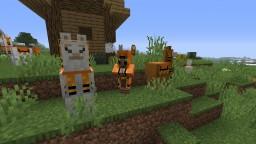 Halloween Wandering Trader Minecraft Texture Pack