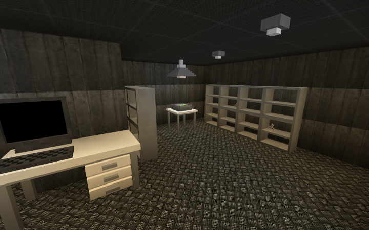 Scp-330's Room