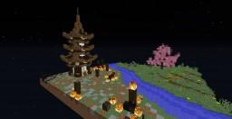 Biome Naturel Japonais 2 Minecraft Map & Project