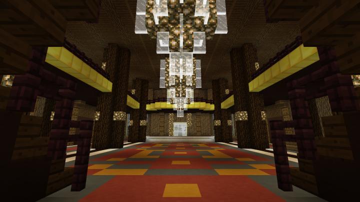 Hotel Cortez Lobby
