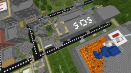Mine4Dead- Blockhawk Down Minecraft Map & Project