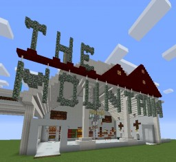 The Mountain (Warehouse and Shopfront) Minecraft Map & Project