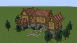 Gate House - Miq3 Minecraft Map & Project