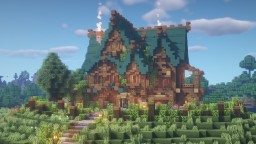 Goldrobin's Mansion Minecraft Map & Project