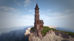 Medieval tower conquest Minecraft Map & Project