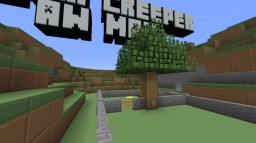 Unfair Creeper Aw Man Minecraft Map & Project