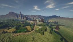 Midland - A Minecraft Kingdom Minecraft Map & Project