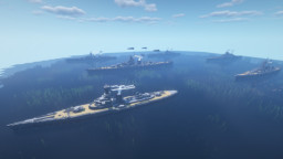 Das Hochseeflotte Minecraft Map & Project