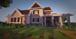 Aesthetically Functional Minecraft Map & Project