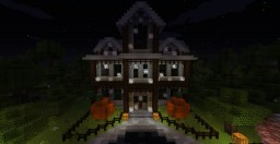 🎃Trick or Treat Street🎃 Minecraft Map & Project